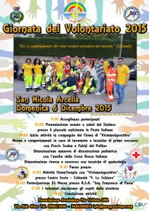 Giornata del Volontariato 2015